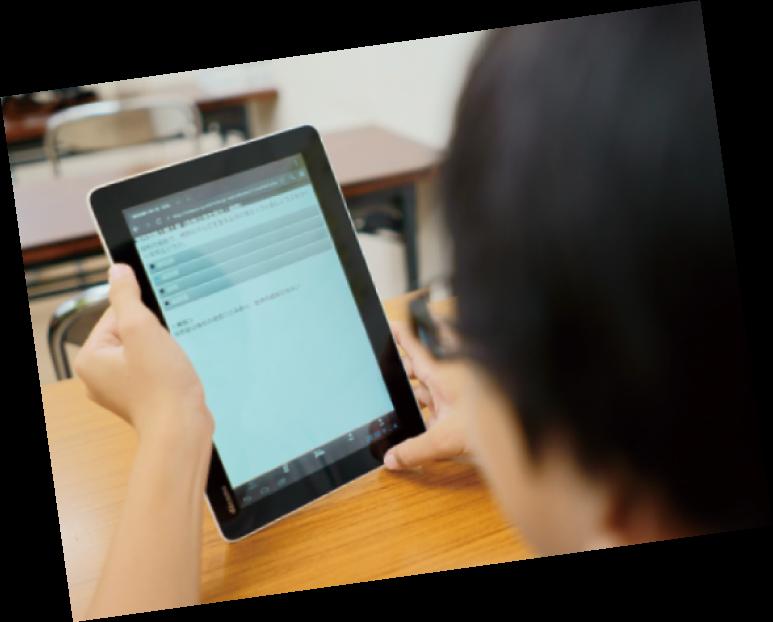 オリジナルタブレット反復学習システム